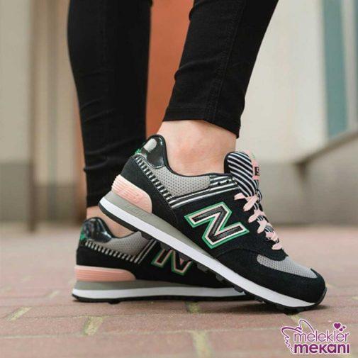 new balance yeni sezon bayan spor ayakkabı modelleri