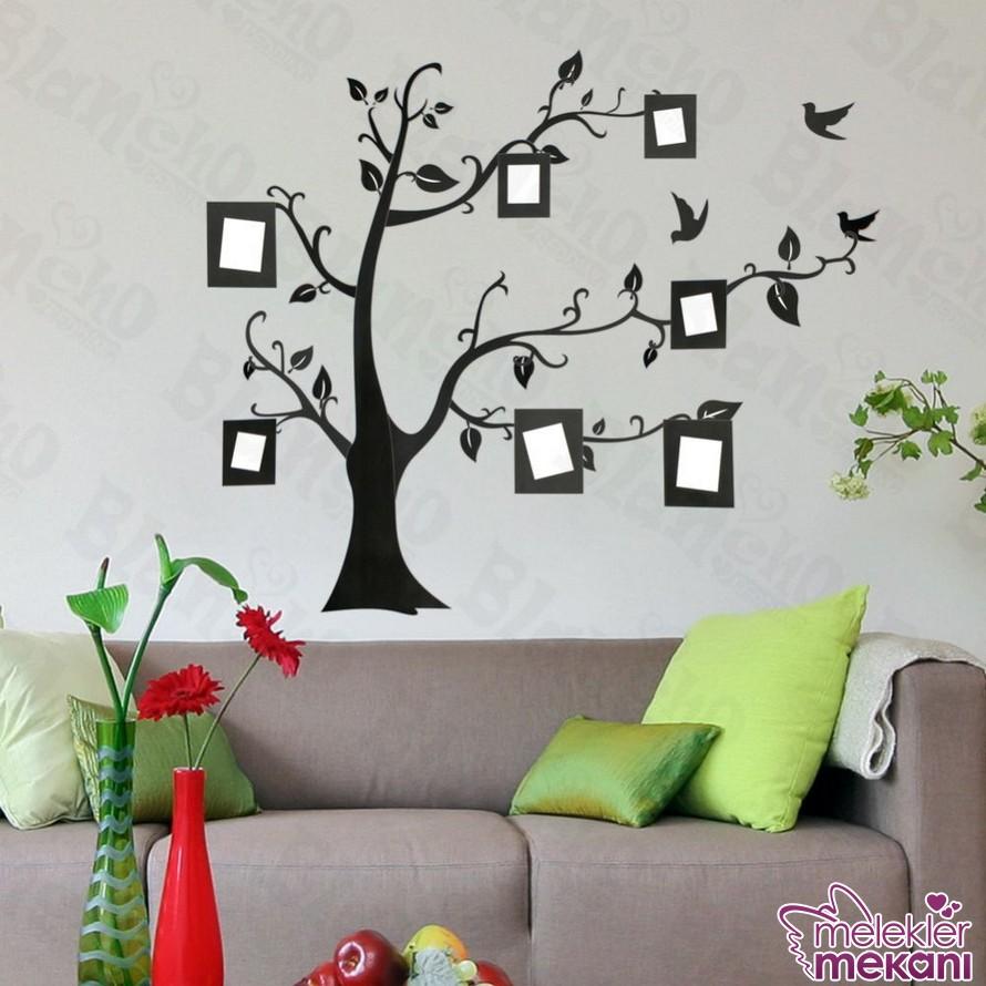 2016'da duvar dekorasyonlarınızda yeni trend dekoratif aynalardan faydalanabilirsiniz.