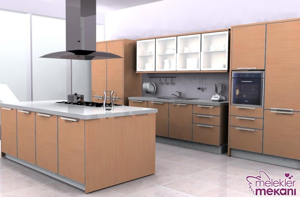 İstikbal mutfak modelleri seçiminide çift tezgahlı mutfak modelleri tercihinde bulunabilirsiniz.