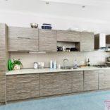 Modern mutfak modellerindeki asil görünüm