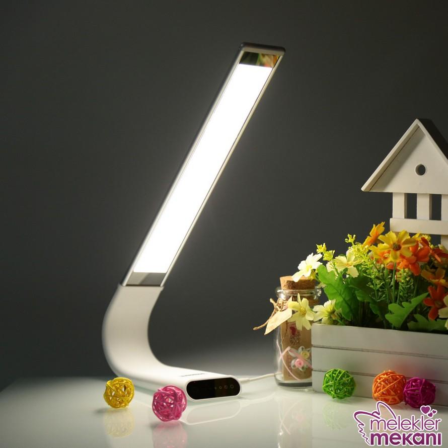 2016 yeni beyaz ışık masa lambası ile led aydınlatmalardan faydalanabilirsiniz.