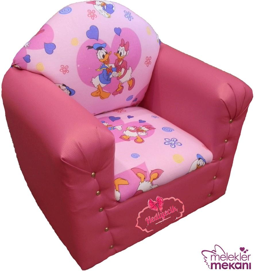 Disneyli çocuk koltukları ile çocuk odalarınızda etkili görünüm yakalayın.