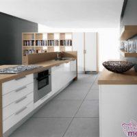 Yeni trend modern mutfak tasarımları örnekleri ile yepyeni mutfaklar sizin olsun