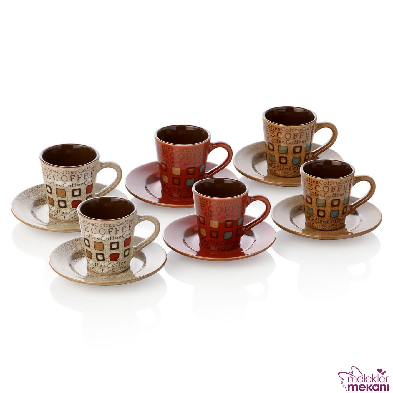Yeni trend bernardo kahve fincanı takımları mutfağınızda ve gümüşlüklerinizde şık bir tercih olanağını ayağınıza kadar getirebilecektir.