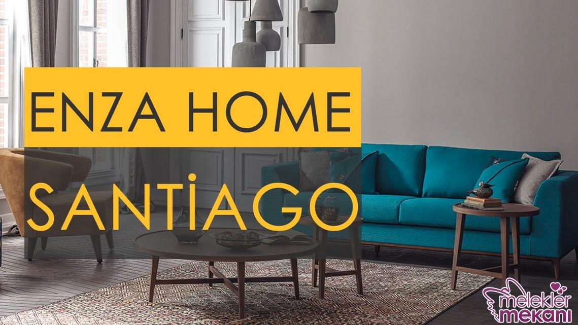 Yeni sezon Enza Home santiago koltuk takımları ile beklediğiniz özel oda görünümlerine kavuşabilmek artık kolay.