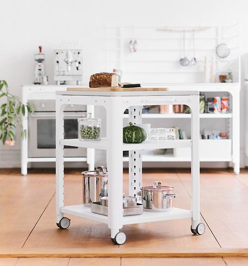 1-kucuk-mutfak-dekorasyonu-myidealhome-jpg.42438 Mutfaklarınız için dekorasyon fikirleri Melekler Mekanı Forum