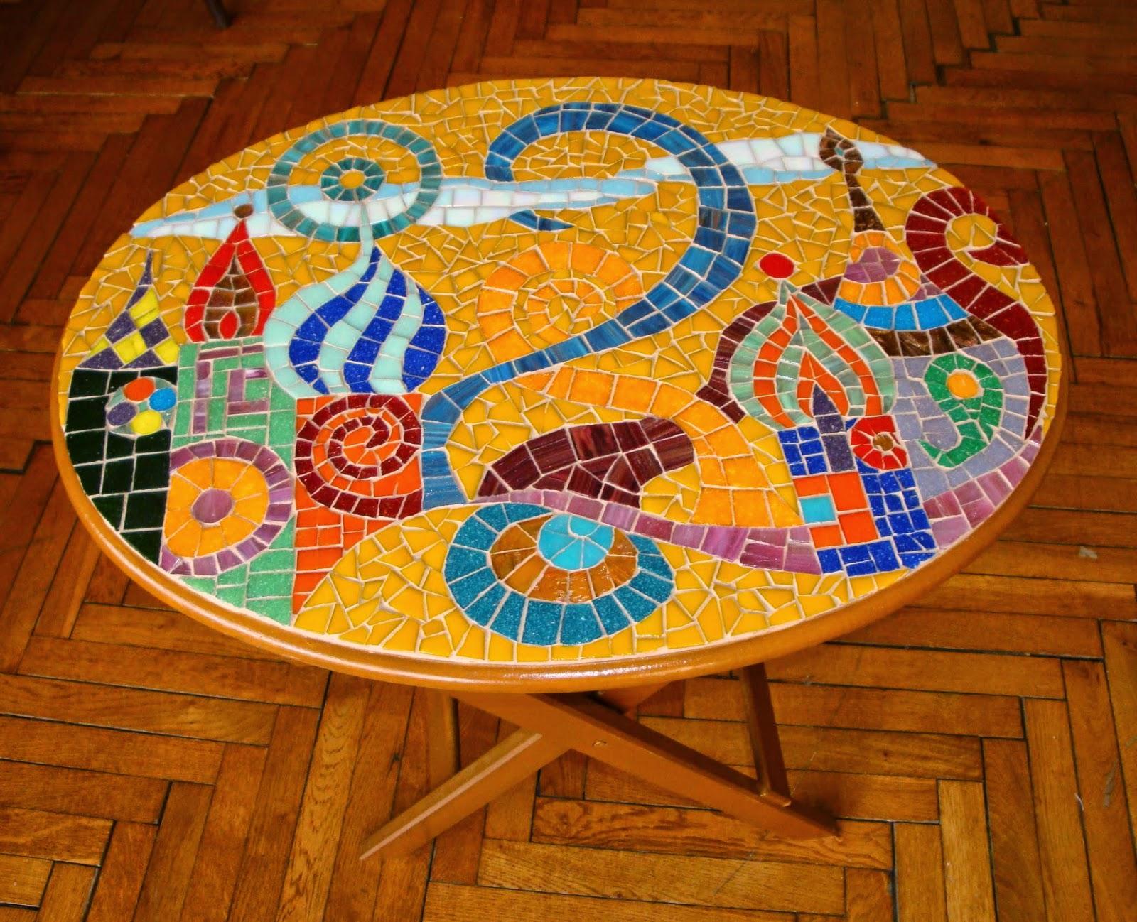 1001 Nights Mosaic Coffee Table 2013.JPG