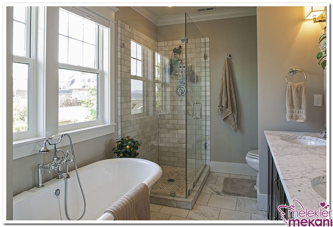 2-jpg.81210 Duşakabinli ve küvetli banyo modelleri Melekler Mekanı Forum