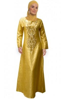 2014-Kreasyonu-Tesettür-Abiye-Modelleri-Altın-Renkte-Model.jpg
