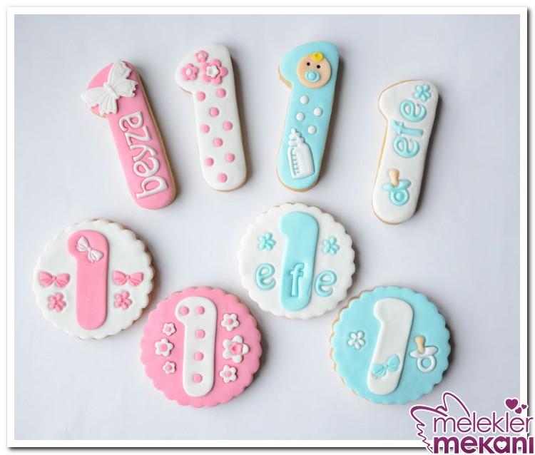 6-jpg.80431 1 Yaş temalı doğum günü kurabiyeleri Melekler Mekanı Forum