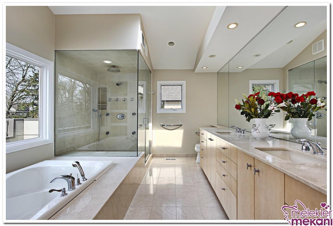 7-jpg.81215 Duşakabinli ve küvetli banyo modelleri Melekler Mekanı Forum