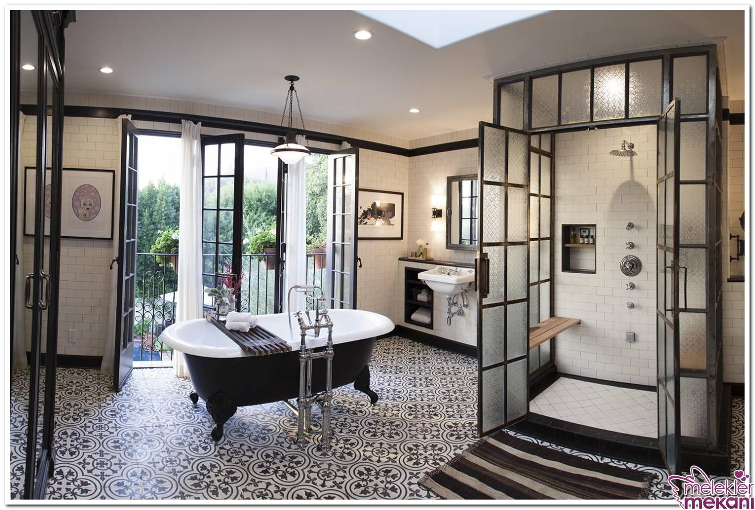 9-jpg.81217 Duşakabinli ve küvetli banyo modelleri Melekler Mekanı Forum