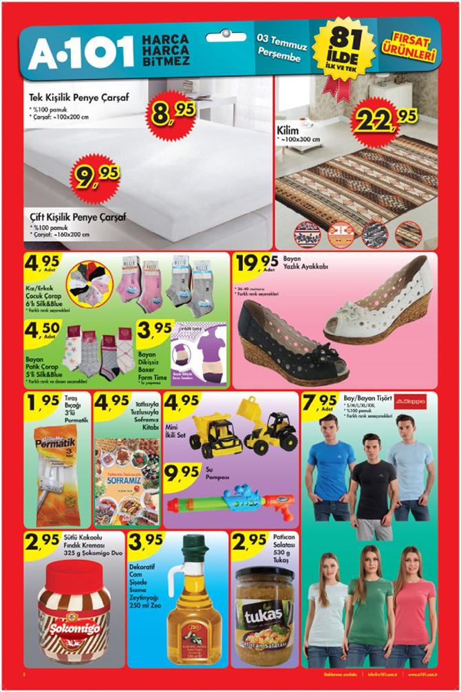 a1013-jpg.33462 A101 İndirimli Ürünler Listesi 3 Temmuz 2014