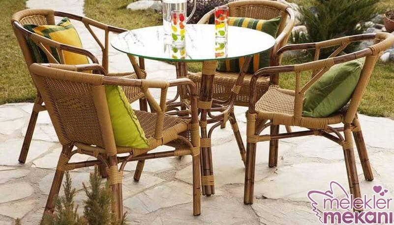 bambu-bahce-mobilya-jpg.83450,Bahçe mobilyaların da son trendler
