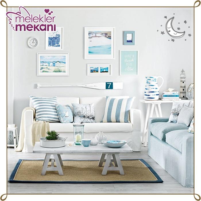beyaz salon dekorasyonu uyumlu renkler.jpg