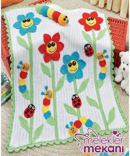 çiçek-figürlü-renkli-örgü-bebek-battaniyesi-modeli.JPG