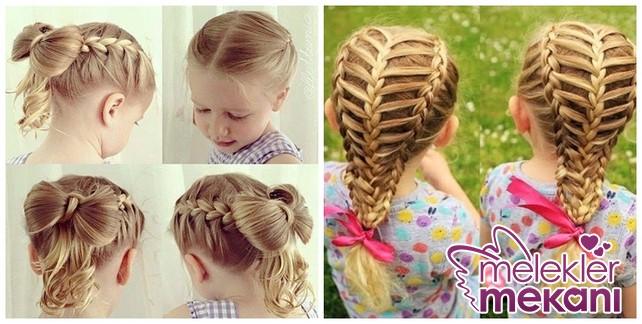 cok-sirin-bebek-orgu-sac-modelleri-jpg.77702,Küçük kızlar için örgülü saç modelleri