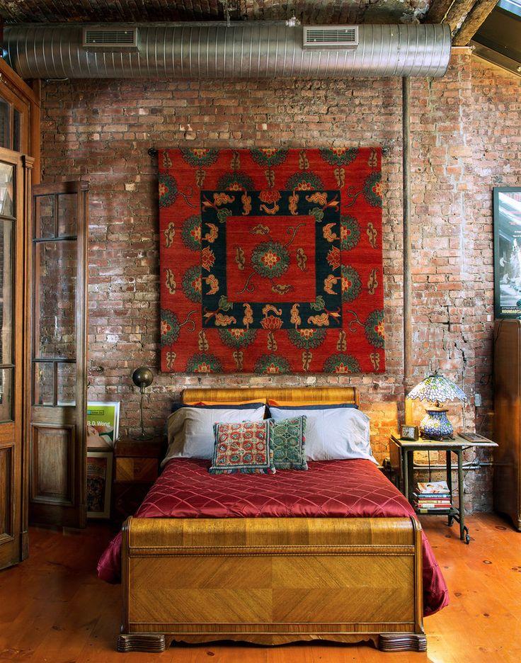 Fas stili yatak odası dekorasyonu modeli.jpg