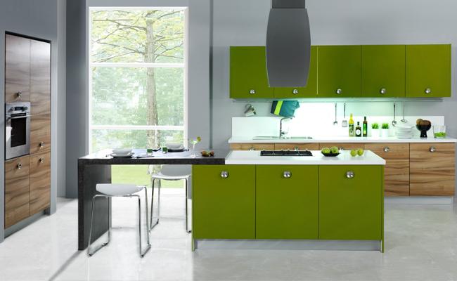 mutfak-modelleri-gorselleri-jpg.26939 Renkli Mutfak Modelleri İle Modern Mutfak Görünümleri Melekler Mekanı Forum