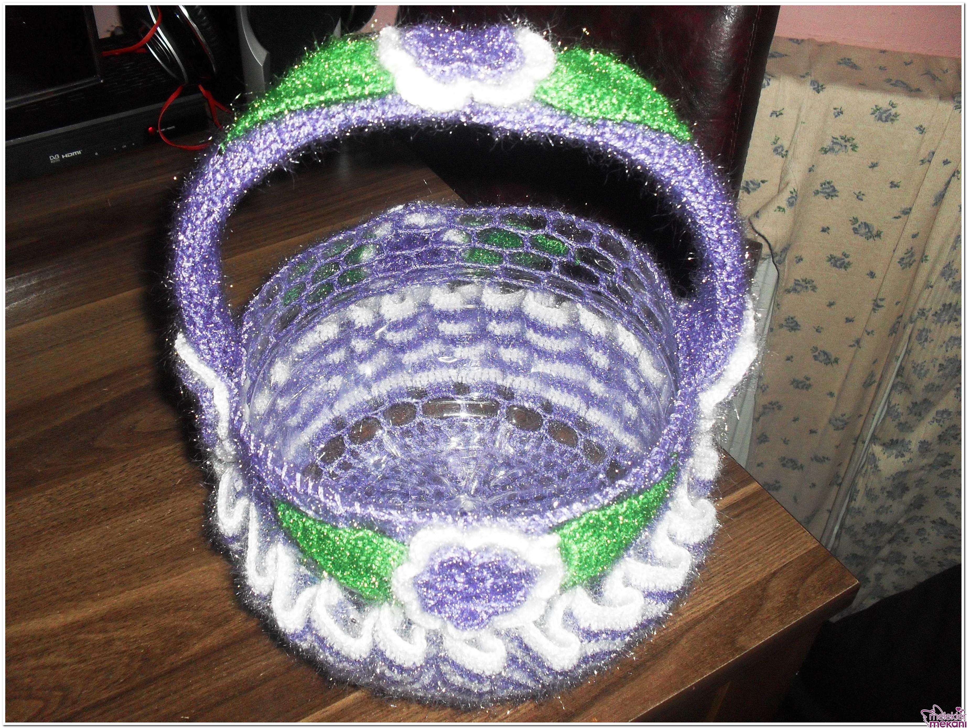 orgu-sepet-ornekleri-jpg.81612,Yoğurt kabından çok amaçlı sepet modelleri ve yapılışı