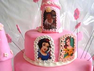 pasta-10-jpg.19684 Prenseslere Özel Doğumgünü Pasta Modelleri Melekler Mekanı Forum