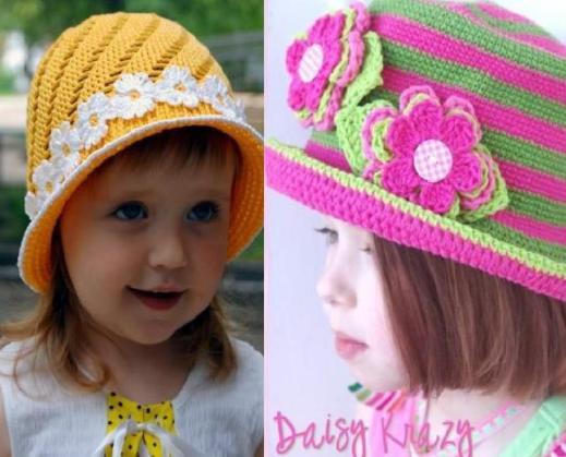 sapka-modelleri-1-jpg.46388 Tığ İşi Kız Çocuk Örgü Şapka Modelleri Melekler Mekanı Forum