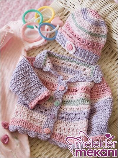 tig-isi-orguden-kiz-bebekler-icin-ozel-hirka-ve-beresi-jpg.66165 bebek kazak hırka ve yelek modelleri muhteşem örgü örnekleri burda!!! Melekler Mekanı Forum