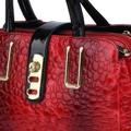 Kırmızı matmazel çanta modeli
