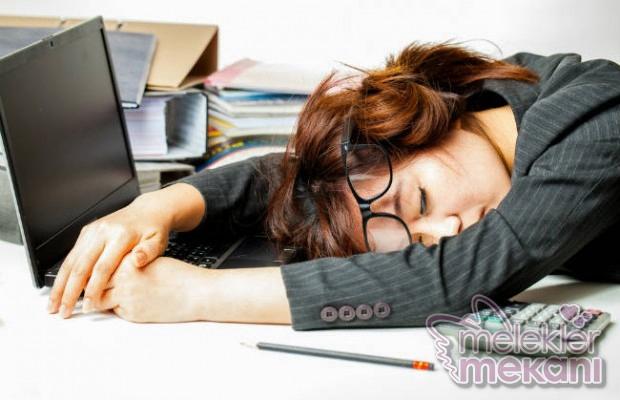 Yorgunluk hissi hamilelik belirtisi olabilir