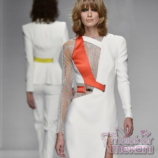 Atelier Versace Paris Houte Couture Moda Haftası