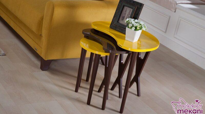 stikbal Mobilya zigon sehpa modelelri ile salonlarınızda estetik görünüm yakalayabilirsiniz.