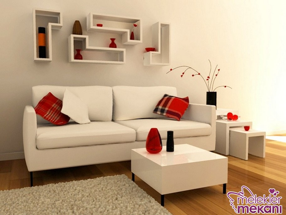 Bu yıl salonlarınızda yaratıcı dekorasyon değişimleri ile gelen dekoratiflikler