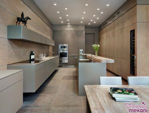 Ankastre mutfak tasarımları ile dekorasyonlarınıza 2016 trendlerini uygulayabilirsiniz.