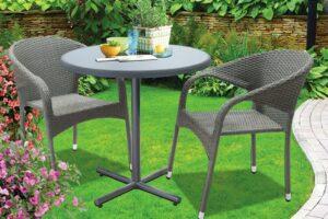 Bauhaus bahçe sandalye ve masaları ile yeni sezonda bahçelerinizde fark yaratabilirsiniz.