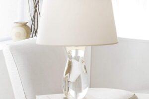 Beyaz abajur modelelri ile yatak odalarınızda ferah ortam zenginlikleri elde edebilirsiniz.