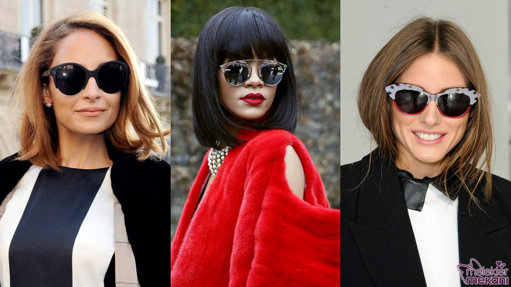 Brow Bar Güneş Gözlükleri Bu Yıl Moda