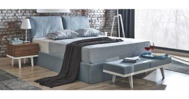 Colias yatak odasaı takımı ile yatak odanızda ferahlığı hissedebilirsiniz.