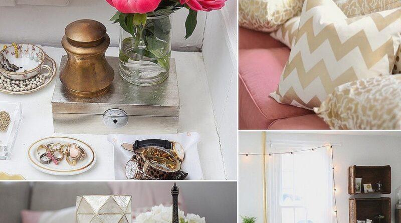 Evinizi güzelleştirecek eşya yerleştirme fikirleri