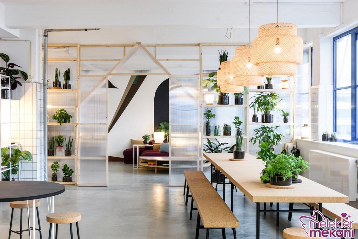 IKEA mantar sinnerling uygulamaları ile masa ve taburelerinizi yenileyebilirsiniz.