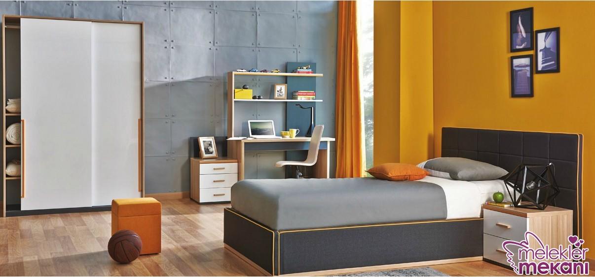 Kelebek Mobilya lidor genç odası ile yeni sezonda şık bir dekoratiflik yakalayabilirsiniz.
