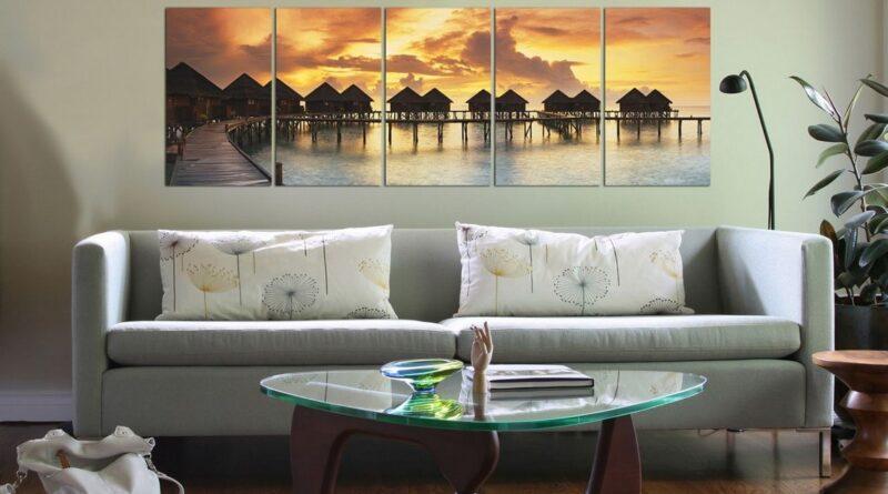 Modern Salonlarınızda Convers tablo kullanabilirsiniz