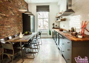 Mutfak dekorasyonları 2016 sezonunda doğal ortam zenginlikleri oluşturabilirsiniz.