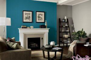 Yeni sezonda farklı duvarlarda farklı renklerle konsept yakalayacağınız dekoratiflikler yakalayabilirsiniz.
