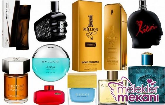 Erkekler için en etkili parfüm önerileri