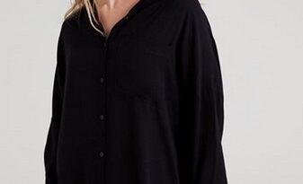 oxxo önü kısa arkası uzun gömlek modeli