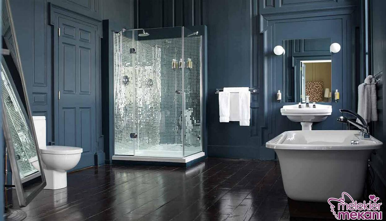Banyoda yenilik zamanı