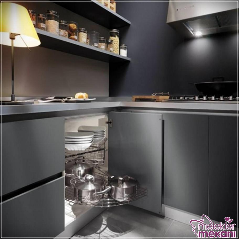 Paslanmaz çelik mutfak modelleri 2016- 2017 tasarımları ile modern mutfak görünümleri yakalayabilirsiniz.