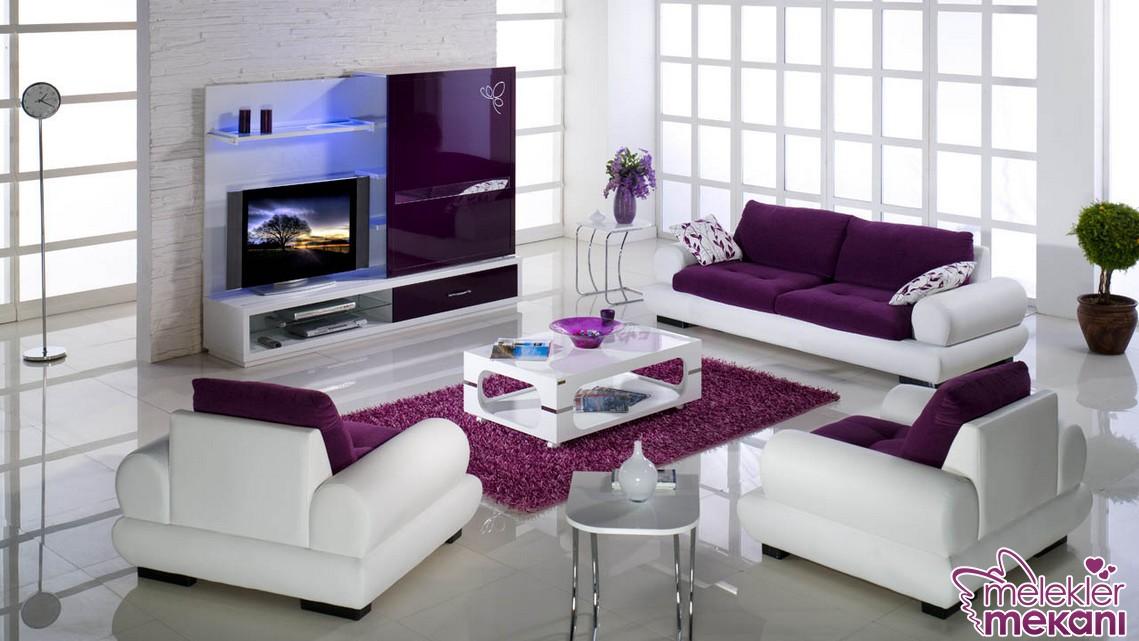2016 lüks İstikbal oturma odası modelleri seçiminde bulunarak lüks salon dekoru oluşturabilirsiniz.