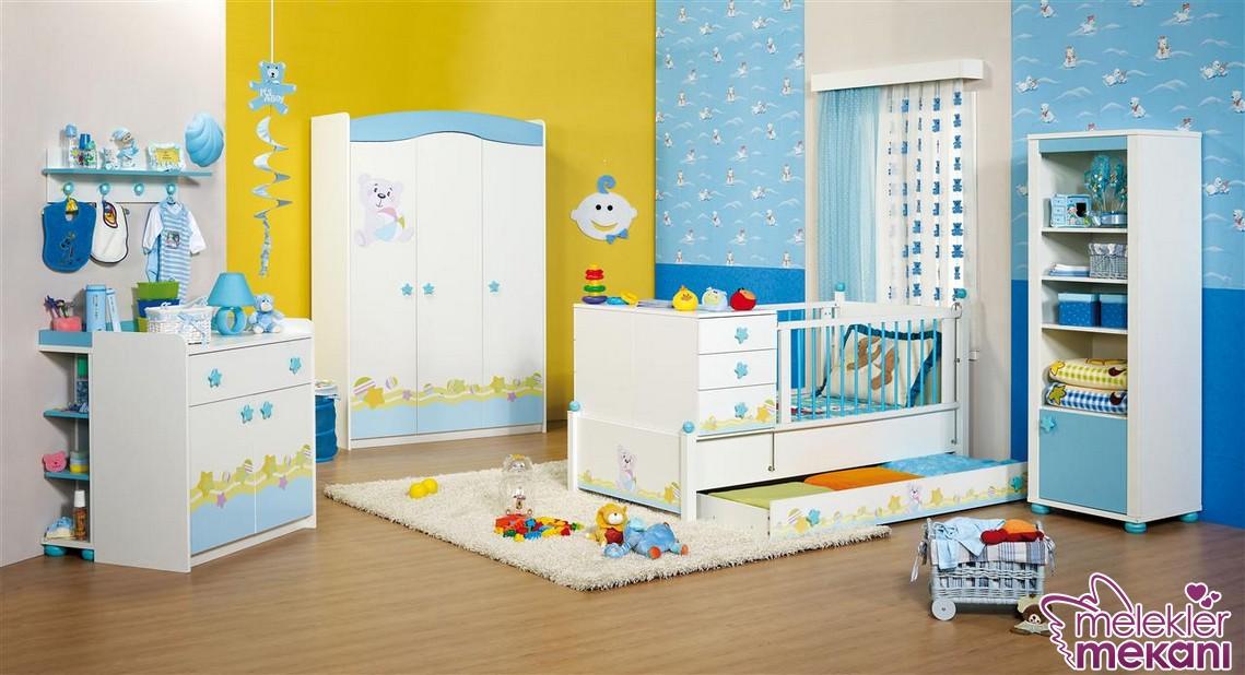 Doğtaş bebek odası modelleri tercihi ile en estetik görünümleri bebek odalarında hissedebileceksiniz.