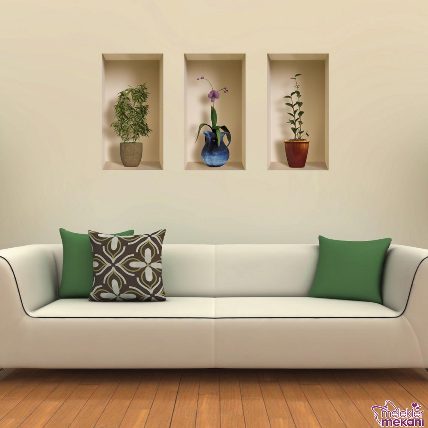 Sade salon niş modelleri tercihi ile oda dekoratifliklerinizde göz yormayan ortam zenginlikleri yakalayabilirsiniz.